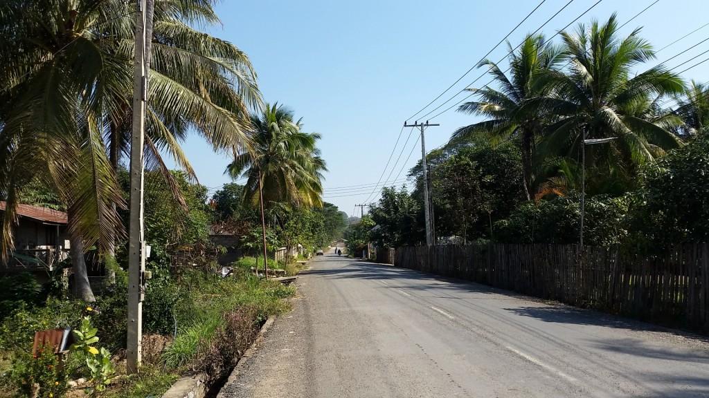Road to LEOT school