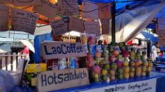Lao sandwich shop